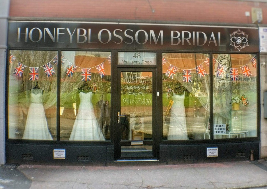 Honeyblossom Bridal boutique