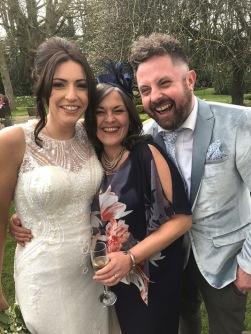 Sarah bridal gown