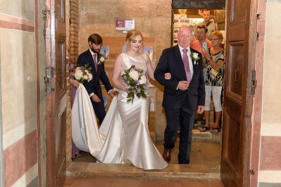 Ruth bridal gown